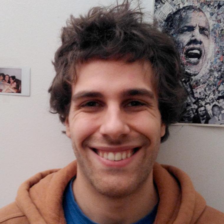 Adrien Fabre - Membre actif CCL France - Photo Mélanie Chaurand