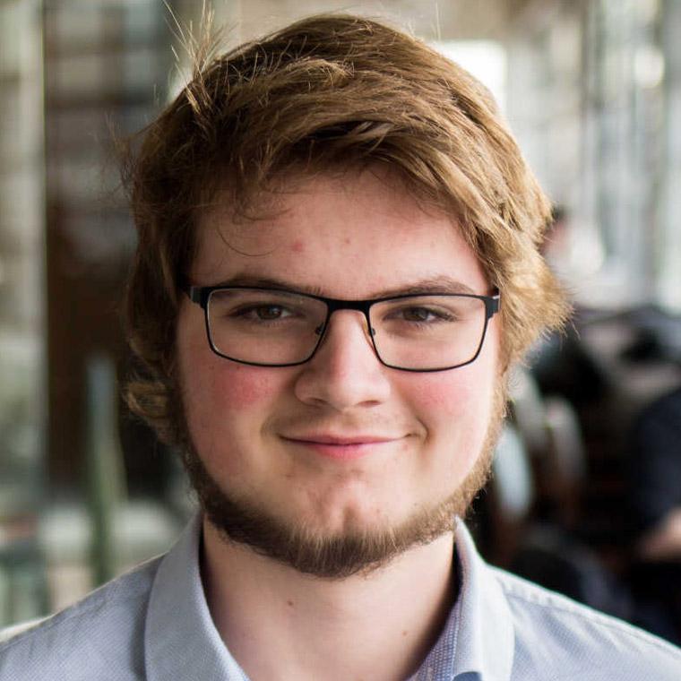 Grégoire Lodi - Membre actif CCL France - Lobby climatique citoyen
