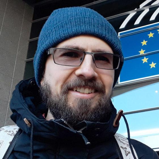 Thomas Rebele - Membre actif CCL France - Lobby climatique citoyen
