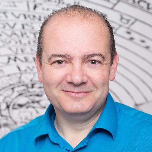 Stephan Savarese - Membre actif CCL France - Lobby climatique citoyen